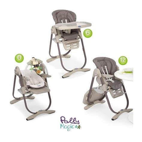 chicco polly magic high chair chicco polly magic high chair cocoa in tremorfa cardiff