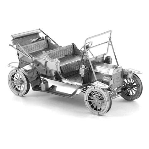 3d puzzles beetle auto silber 3d metal puzzle modell kit