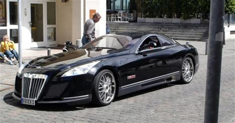 maybach exelero coupe best cars greatest cars of all time the maybach