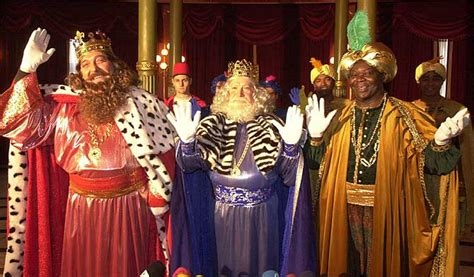 imagenes de los reyes magos reales el color comunica los tres magos de oriente 6 de enero
