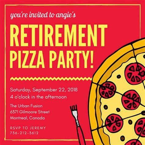 retirement party invitation card oyle kalakaari co