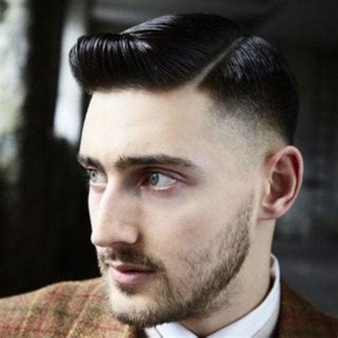 Mens 1920s Hairstyles by Go Vintage 20 S Hairstyles From 1920 S