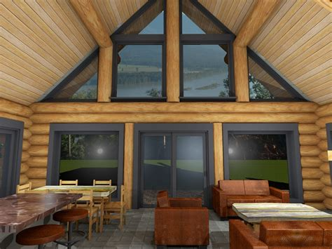 log house interior horseshoe bay log house plans log cabin bc canada