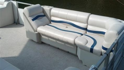 jc pontoon boat seats jc pontoon restoration pontoonstuff
