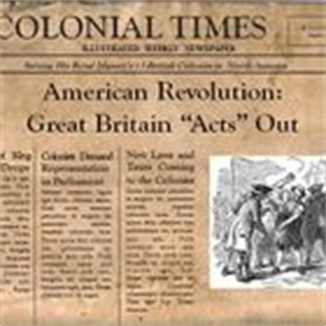 american revolution great britain quot acts quot out powerpoint