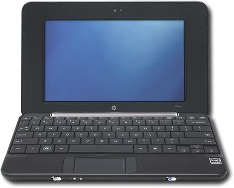 netbook best buy hp mini netbook with intel atom processor black 1116nr