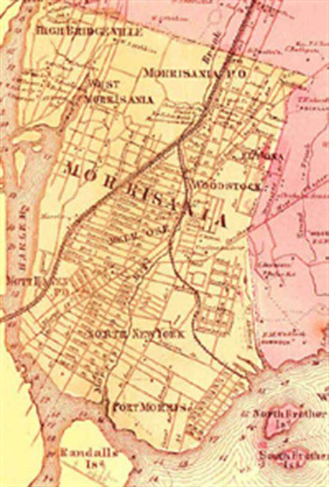 morrisania section of the bronx morrisania the bronx history urbanareas net