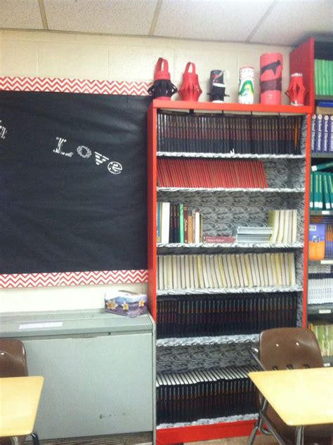 this bookcase was reved with contact paper on the