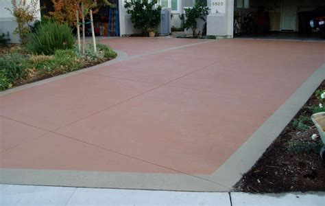 concrete patio paint ideas landscaping gardening ideas