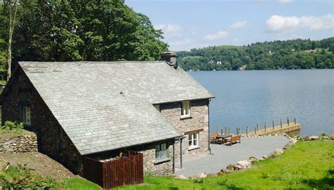 Cottages For Hire Lake District by Hammerhole Exclusive Luxury Lakeside Cottage Graythwaite