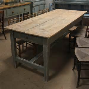 antique georgian pine farmhouse table dining farmhouse