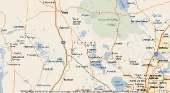 Lady Lake Florida Map by Map Of Lady Lake