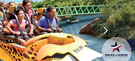 Coca Cola Busch Gardens Discount by Veterans Day Free Meals Discounts More Southern Savers