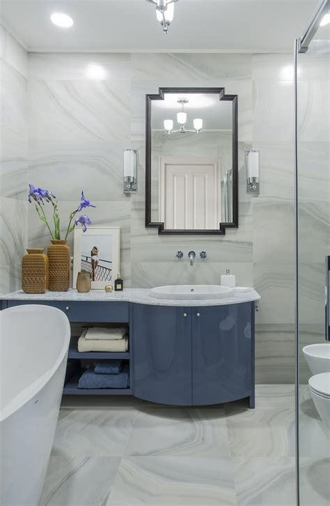 Modern Deco Bathroom by Get Inside An Deco Bathroom With American Touch In Kyiv