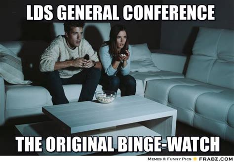 General Conference Memes - the funniest moments and tweets during lds conference