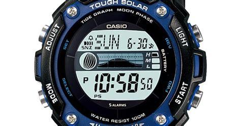 Jam Tangan Casio Kecil review jam tangan casio w s210h 1av catatan kecil seorang backpacker