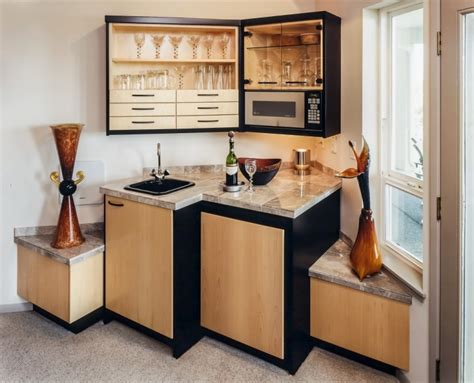 18 small home bar designs ideas design trends