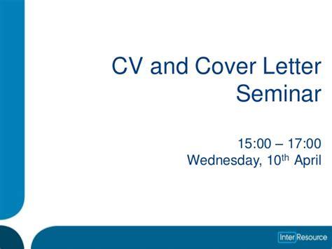 resume format presentation cv letter