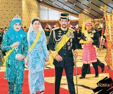 betulkan norjuma isteri kedua sultan brunei sultan brunei ceraikan azrinaz matlidi pusatinformasiterkini