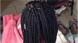 kanekalon hair ways to get the neatest twist using straight kanekalon hair