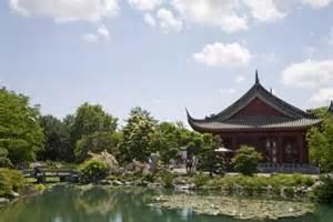 jardin de chine espace pour