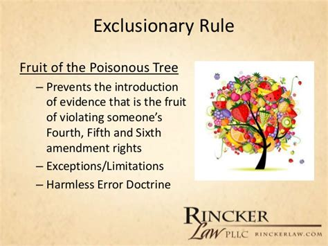 fruit of the poisonous tree doctrine overview of new york farm animal welfare