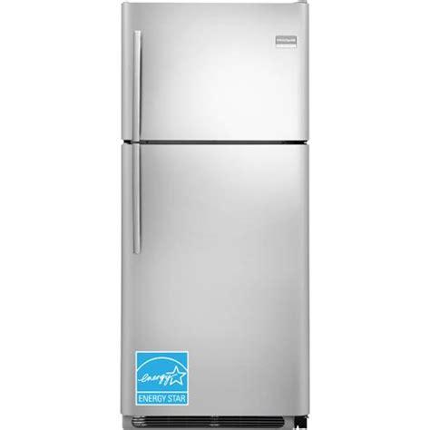 best door refrigerator maker frigidaire fphi2188pf 20 6 cuft top freezer refrigerator