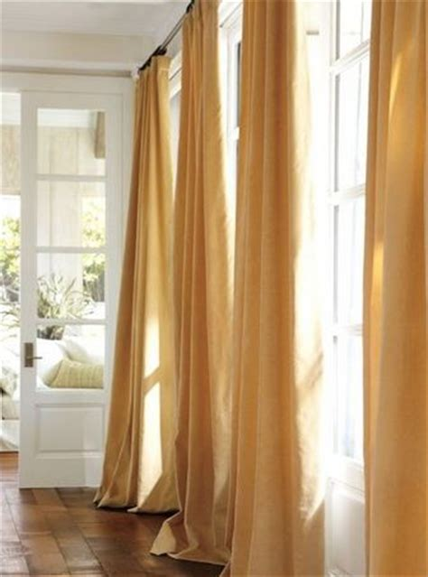 modern yellow curtains gold curtains master bedroom home pinterest window