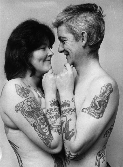 tattooes for couples wonderful with tattoos 1900 2000 flashbak