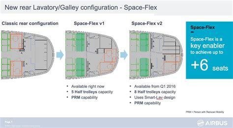 airbus a321 cabin layout airbus ın quot space flex quot adını verdiği yeni kabin tasarımı