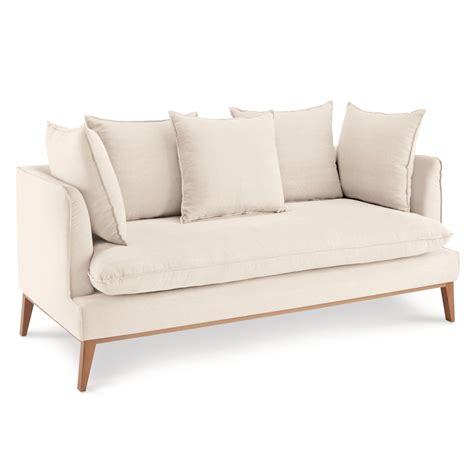 sofa leinen sofa puro aus baumwolle leinen