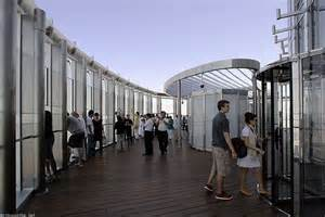 chrysler building viewing deck dubai s burj khalifa now has the highest observation deck