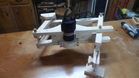 router pantograph  derrickparks  lumberjockscom