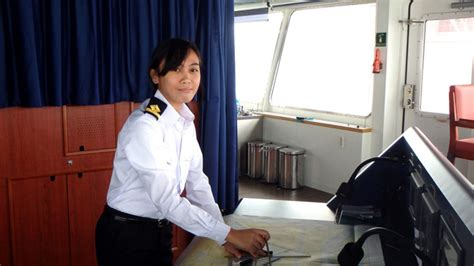 Officer Of The Deck by Is Shipping Sexist Hong Kong Maritime Hub