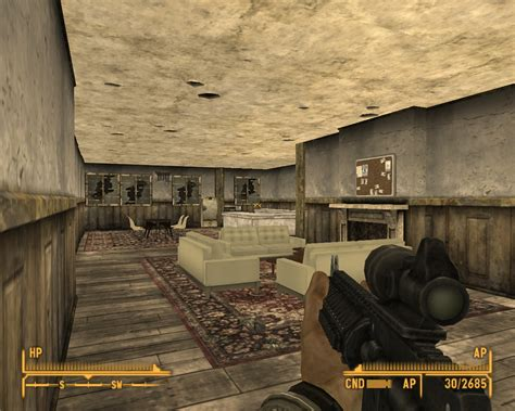 freeside home and armory at fallout new vegas mods and