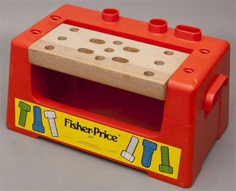 fisher price tool bench workshop fisher price tool bench workshop this old toy s fisher price construction site tools