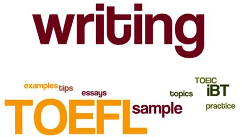 how to prepare for toefl essay writing learn