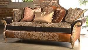 classic design of luxury sofas design with beautiful