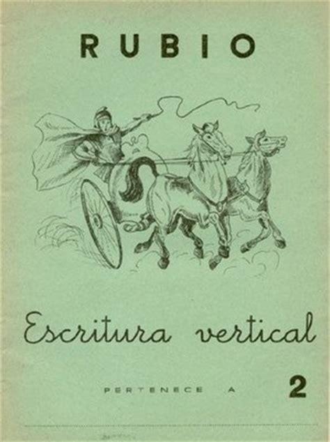 cuadernos rubio preescritura 0 8485109139 cuadernos rubio cuadernos rubio antiguos