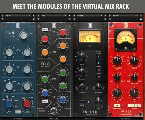 Slate Digital Mix Rack by New Slate Mix Rack Will Ship With Free Rack And