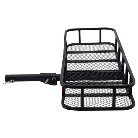 Luggage Rack For Suv by Universal Rack Cargo Car Rear Hitch Luggage Carrier Basket
