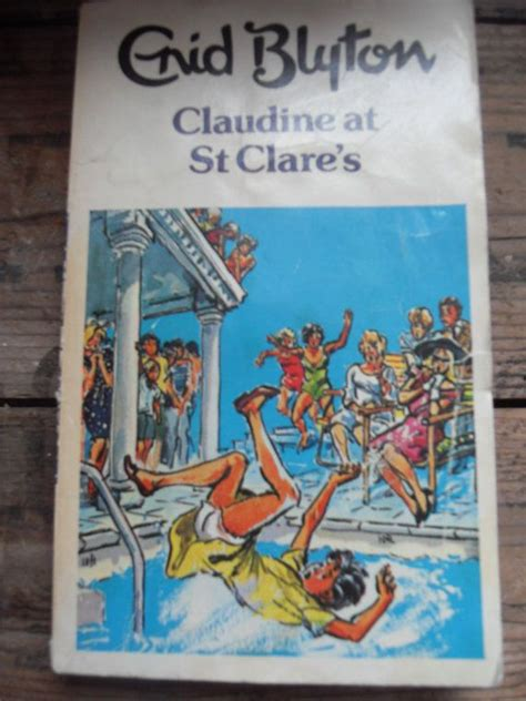 Claudine Di St Clare New Cover 25 best images about enid blyton collection on vintage children and handmade journals