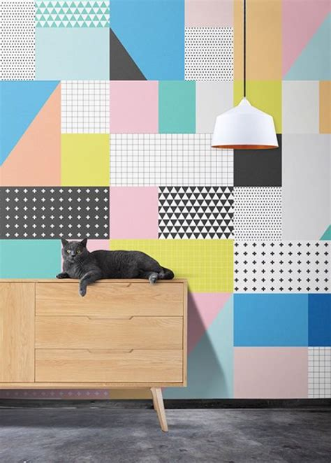 interior design color patterns best 25 graphic wallpaper ideas on pinterest geometric graphic wallpaper geometric wallpaper