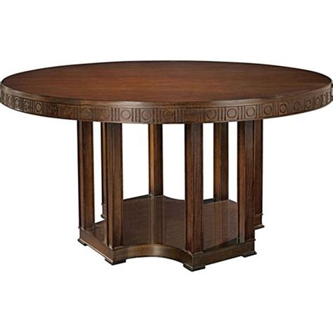 Hickory Chair Dining Table Hickory Chair 1641 10 Suzanne Kasler Arden Dining Table Top Discount Furniture At Hickory Park