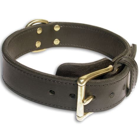 rottweiler collar rottweiler colalrs collar for rottweilers leather collars padded