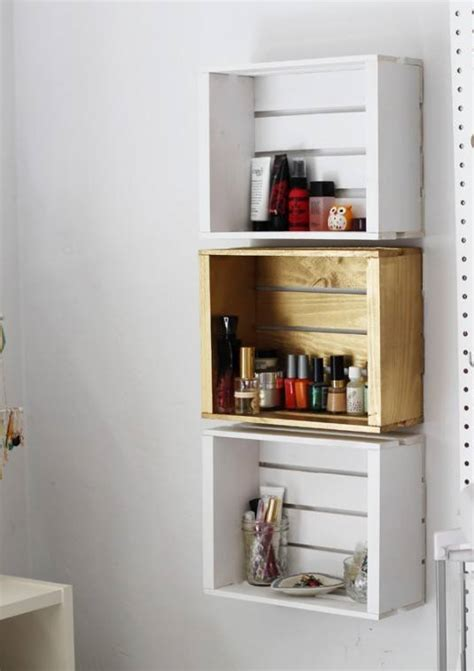 10 awesome ideas to create your own shelves