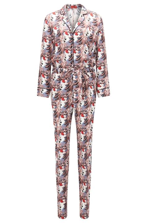 Jumpsuit Cat cat print jumpsuit endource