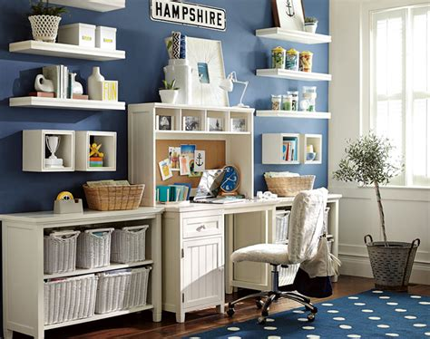 study room decorating ideas study and storage solution pbteen