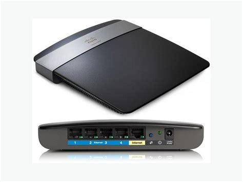 linksys cisco e2500 dual band wifi router saanich