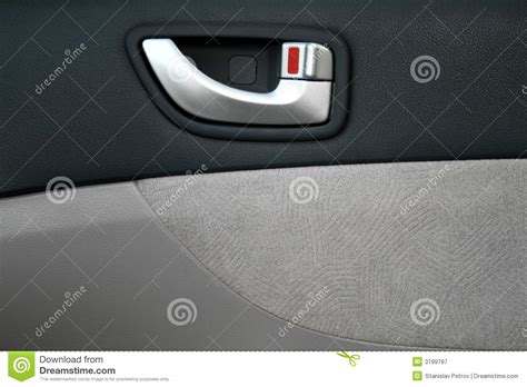 Car Door Interior Interior Panel Of The Car Door Royalty Free Stock Photography Image 3799787